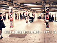BENDING SOUNDS - NYC SUBWAY