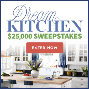 Better Homes and Gardens - $25,000 Dream Kitchen Sweepstakes</a><br> by <a href='/profile/Bling-King/'>Bling King</a>