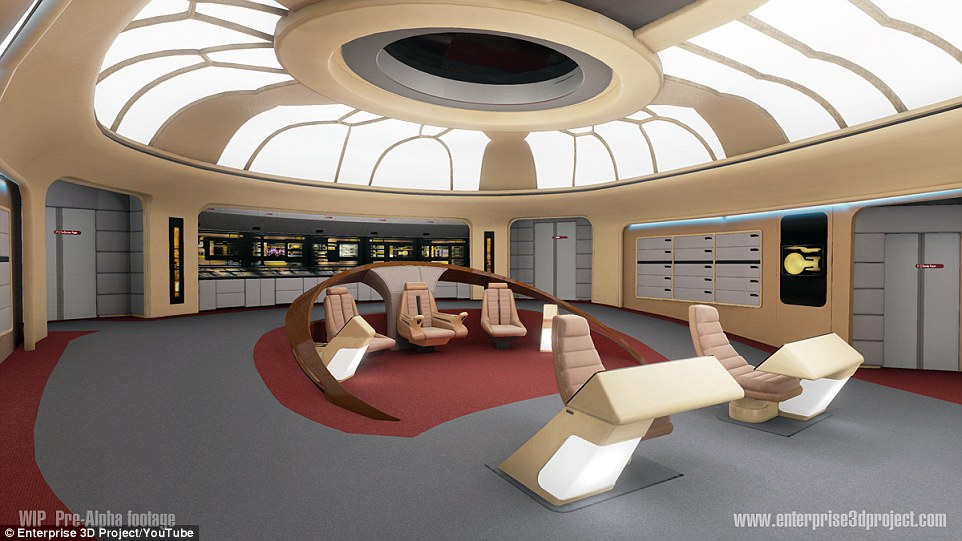 Enterprise Bridge</a><br> by <a href='/profile/Bling-King/'>Bling King</a>
