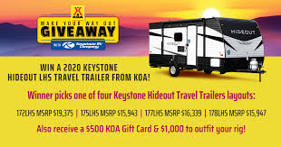 KOA - 2020 Keystone Make Your Way Out Giveaway</a><br> by <a href='/profile/Bling-King/'>Bling King</a>