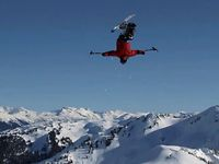 Salomon Freeski TV S5 E13 Sit Ski Backflip