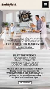 Smithfield - Race to the Table Sweepstakes</a><br> by <a href='/profile/Bling-King/'>Bling King</a>