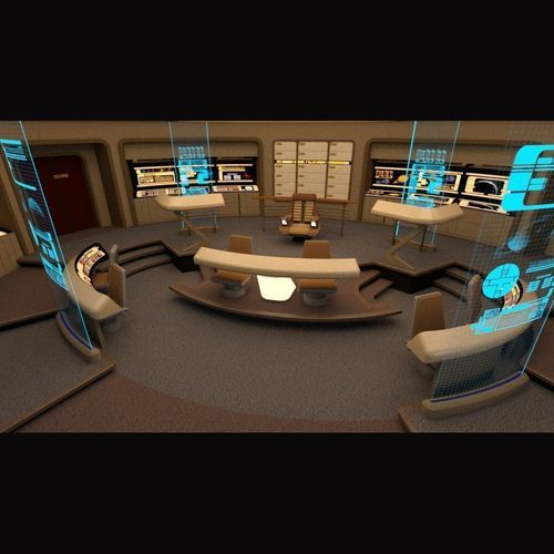 Star Trek Bridge</a><br> by <a href='/profile/Bling-King/'>Bling King</a>