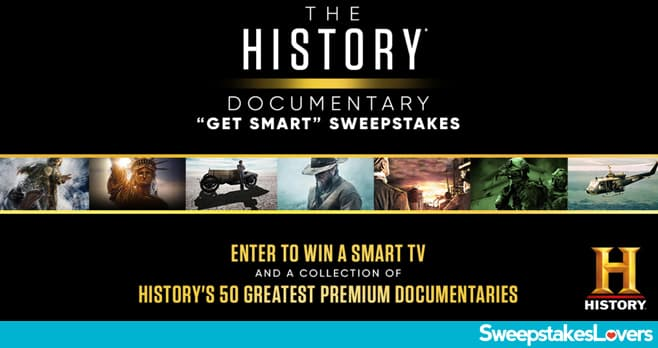 History Channel - Documentary Get Smart Sweepstakes</a><br> by <a href='/profile/Bling-King/'>Bling King</a>