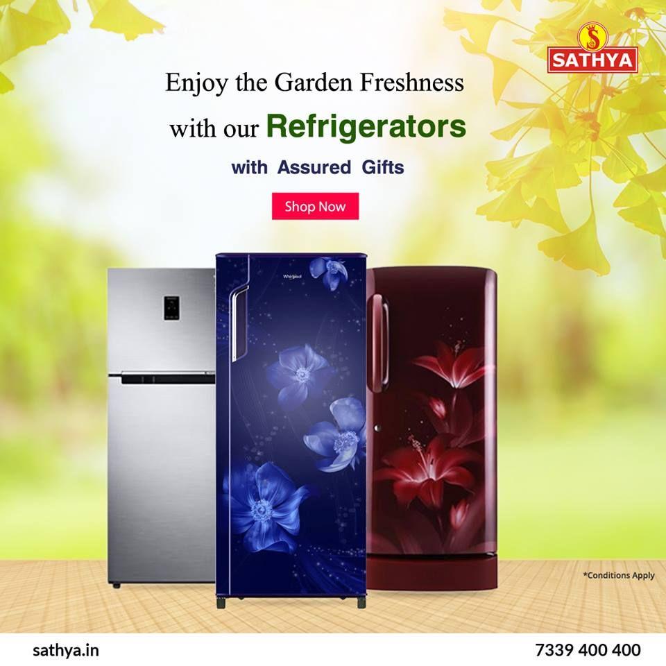 Buy Refrigerator Online | Sathya Online Shopping