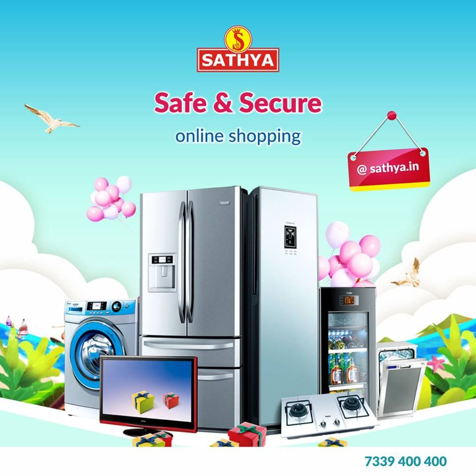 Buy Refrigerator Online | Buy Washing Machine Online