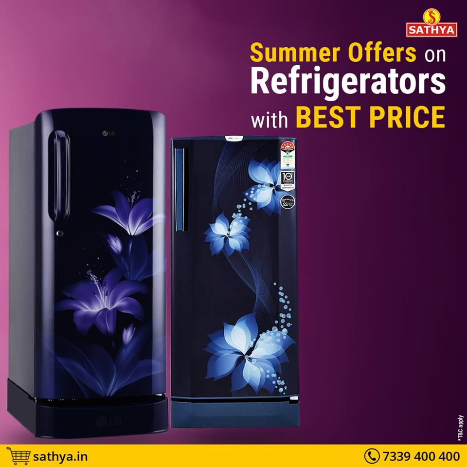 Direct Cool Refrigerator