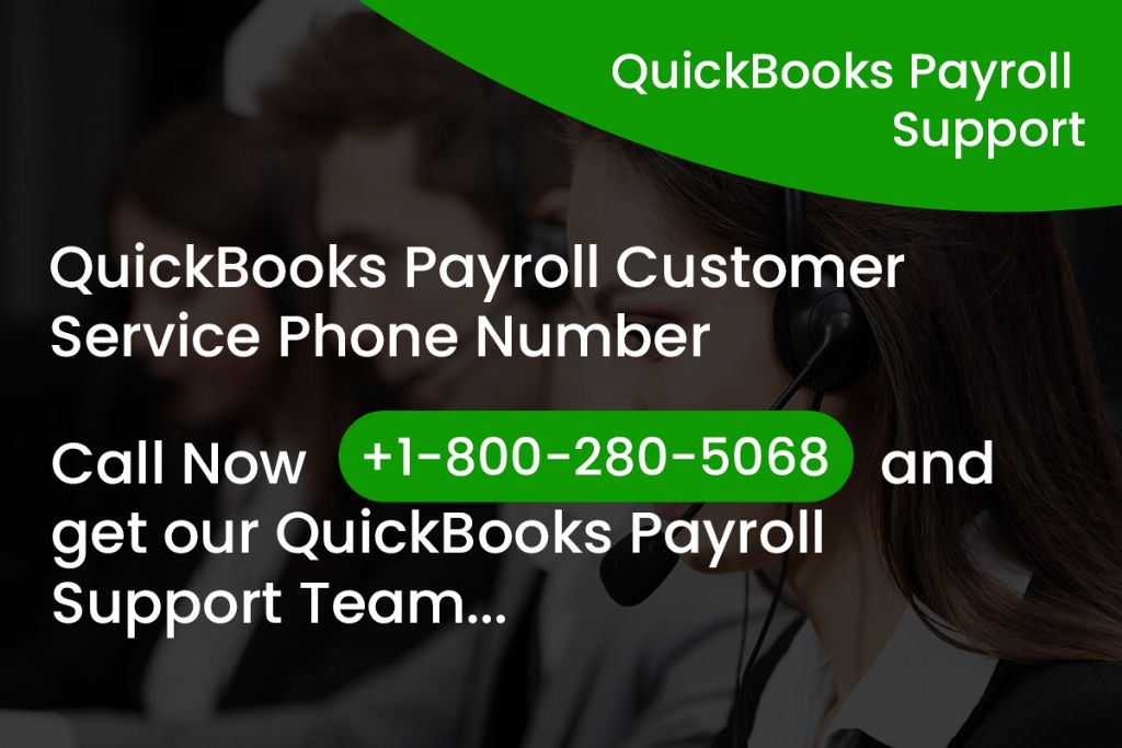 Quickbooks Payroll support