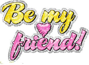 be my friend\'s!