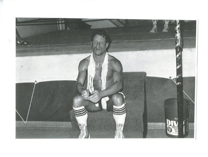 1985 Shamrock Boxing Club, DTES Vancouver