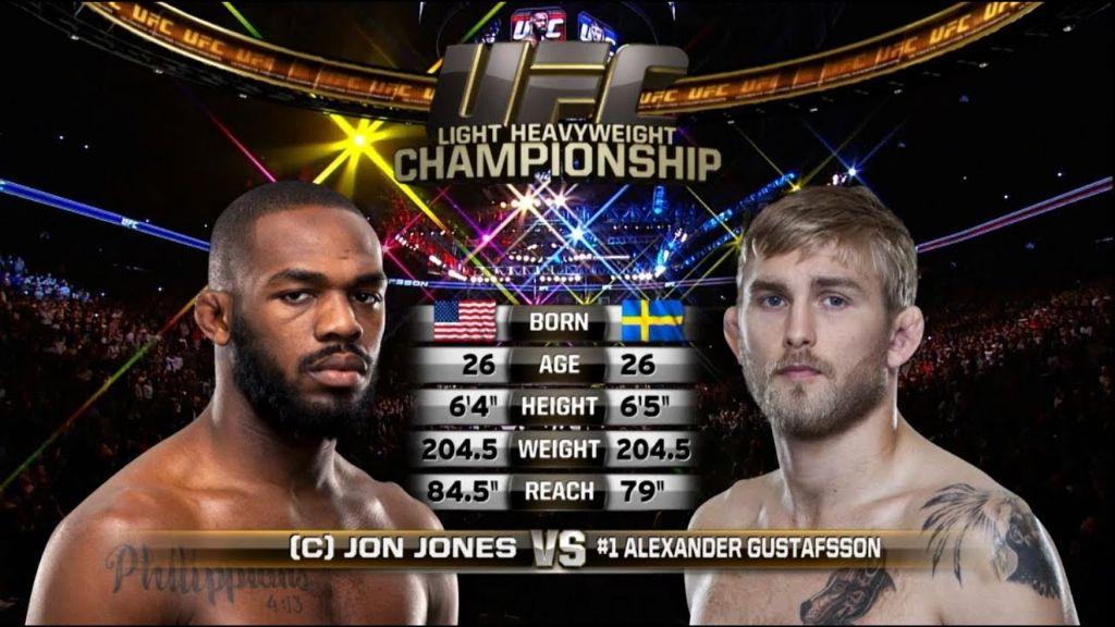 UFC 232 Live