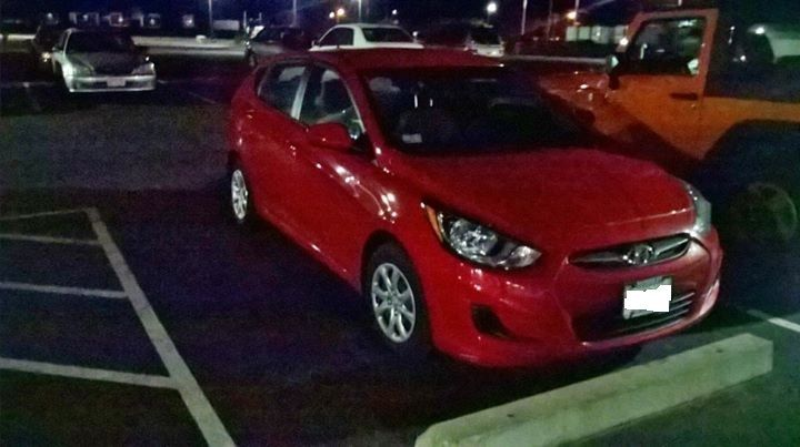 My Car - 2014 Hyundai Accent GS - Hatchback